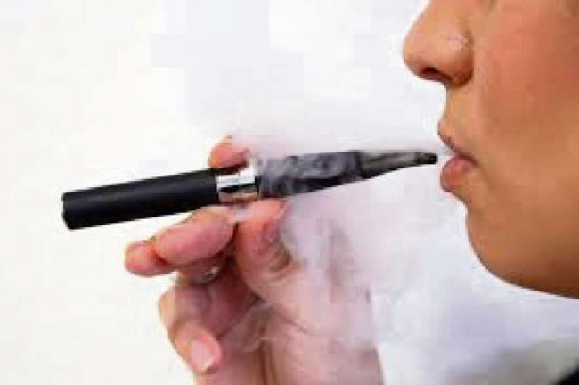 Public Health England published a review that said e-cigarettes are 95 per cent less harmful than tobacco.