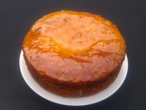 York Press: Summer lemon and apricot cake