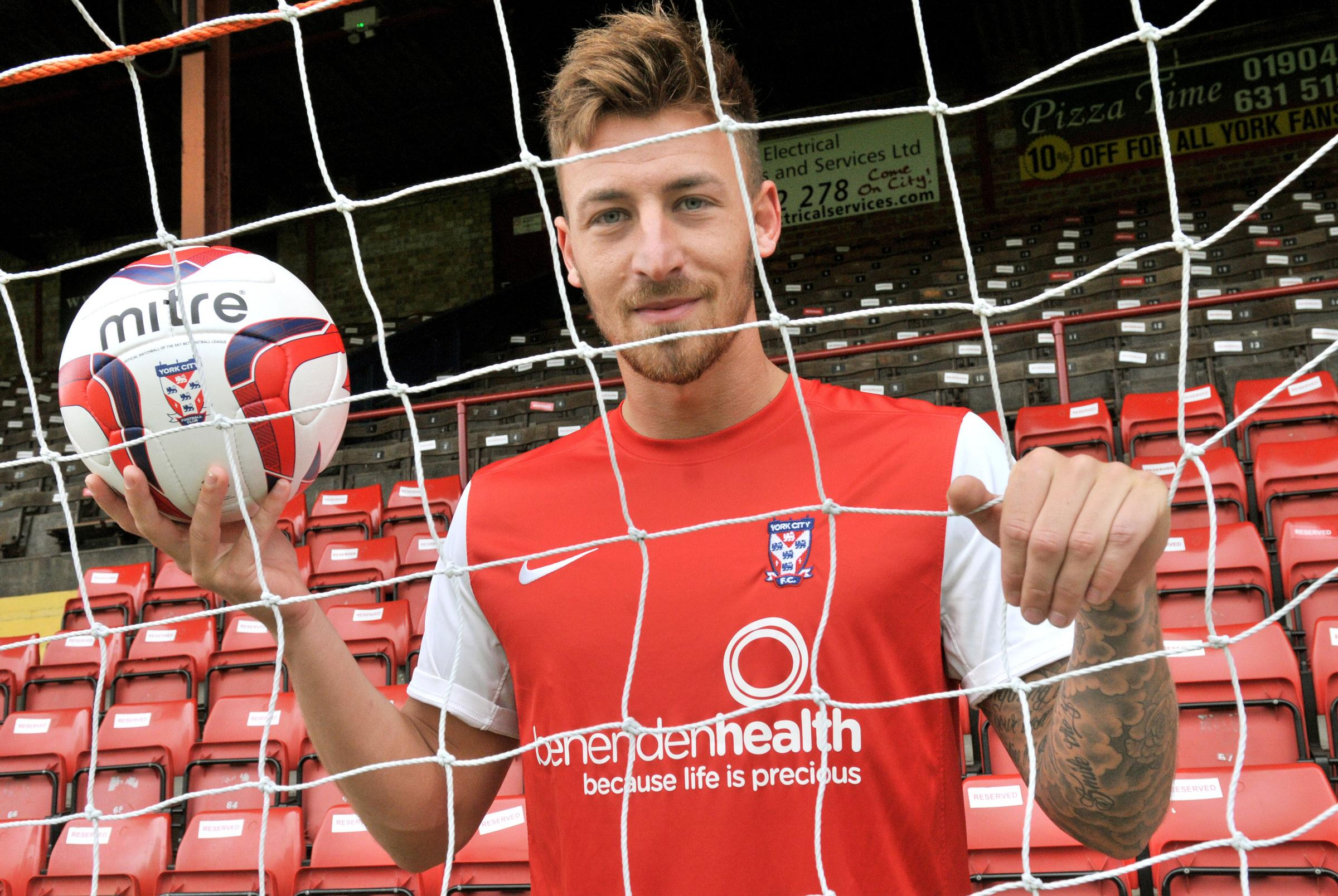 York City must go to tribunal over new signing