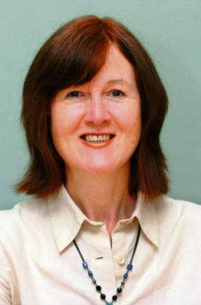 Public Sector Hero nominee Mary McKelvey