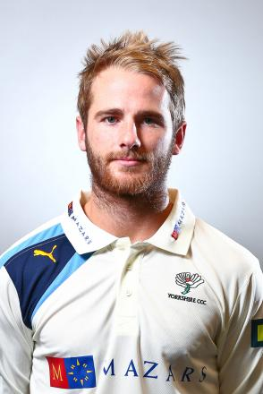 Yorkshire's Kane Williamson