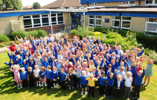 Improving picture at York primary school