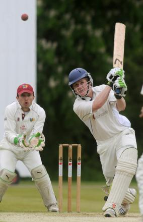 OPENING PROSPECT: Liam McKendry is expected to be at the head of the York innings
