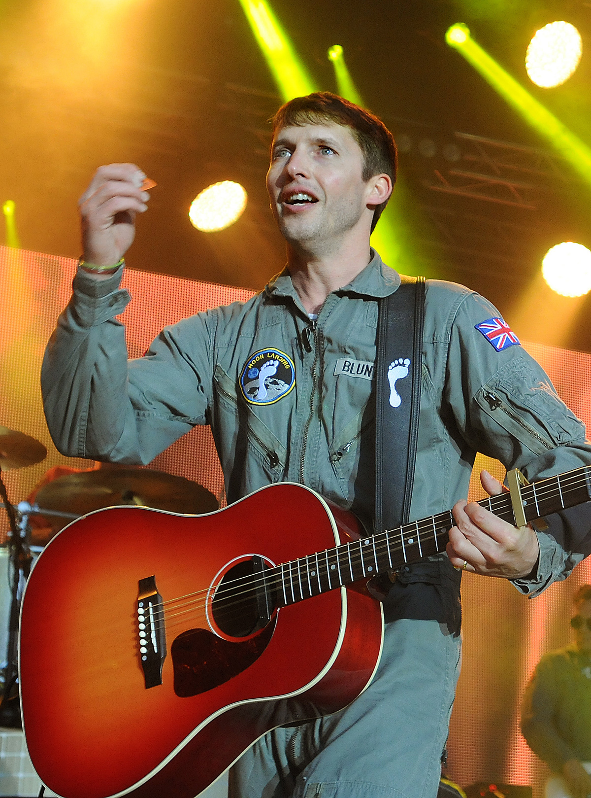 James Blunt kicks off Dalby Forest gigs