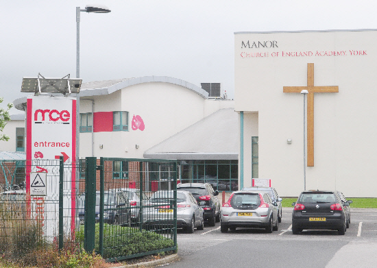 Pupils of Manor CE Academy will still be able to get free travel on buses