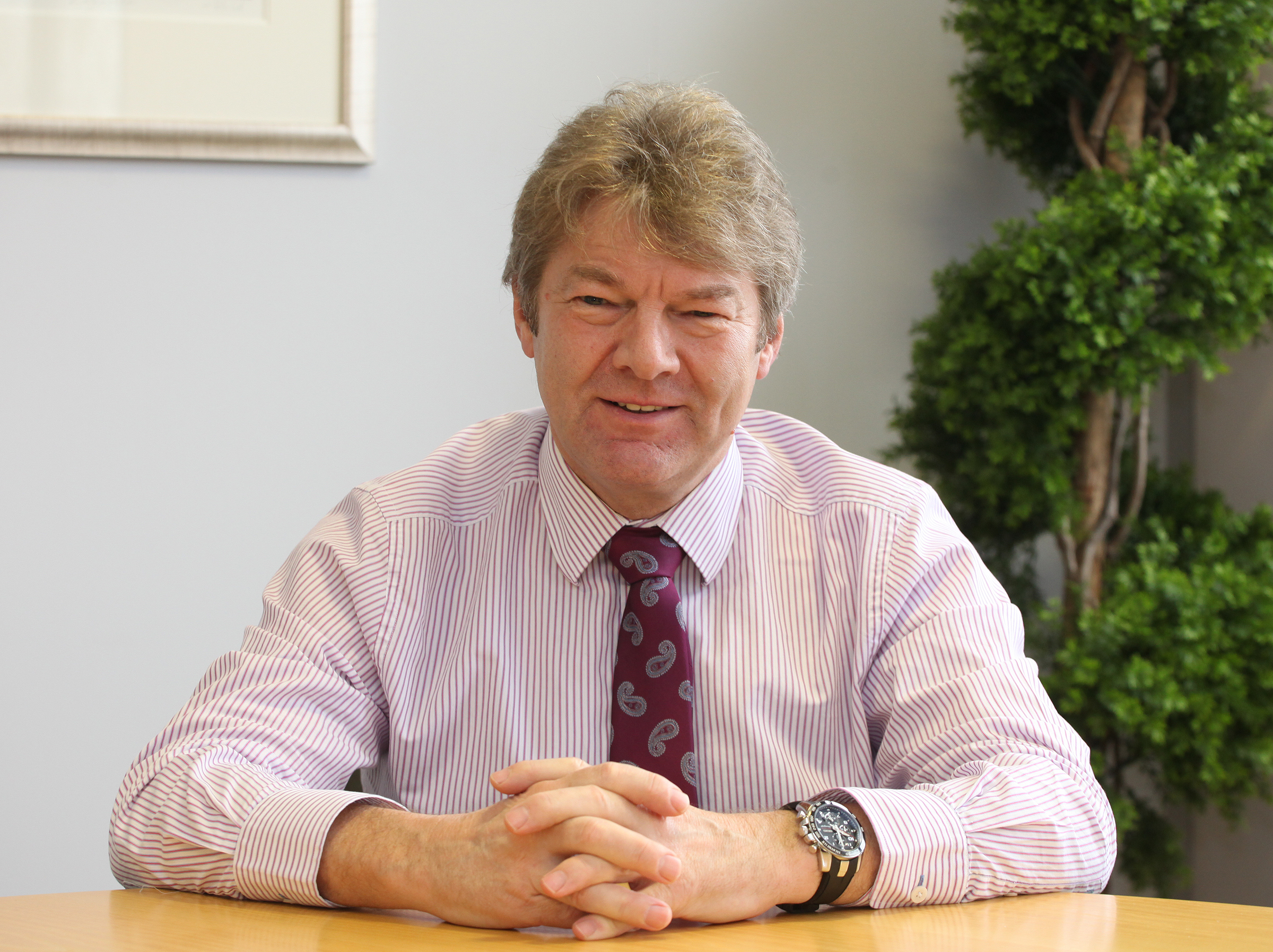David Williams has been appointed to replace departing Shepherd Group chairman Alan Fletcher