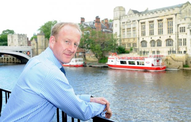 Steve Wragg, flood risk manager