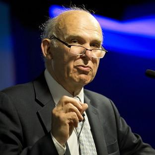 Business Secretary Vince Cable claims the migration target has damaged the economy