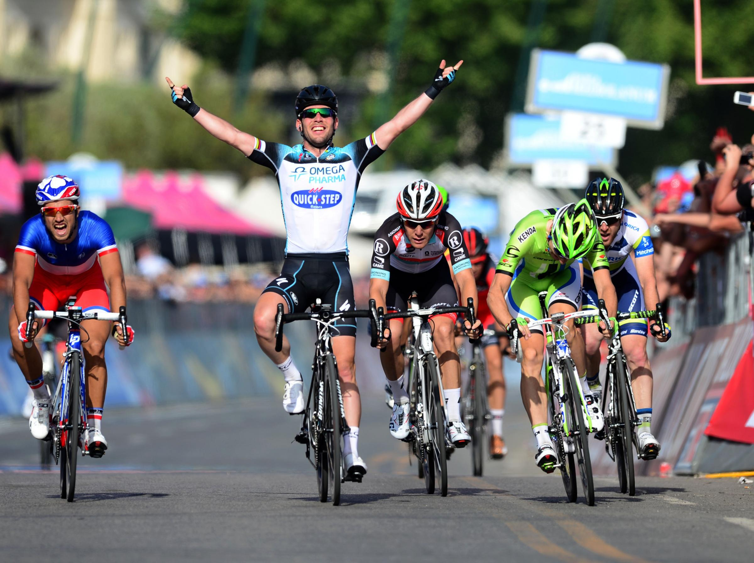 Tour de France: Cavendish putting success before sentimentality as he makes Harrogate return