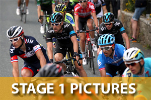 York Press: Tour de France Stage 1 pictures