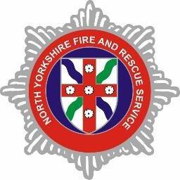 Fridge fire at North Yorkshire house