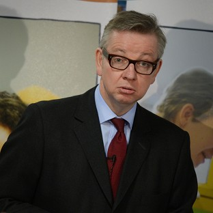 Gove attacks 'vested interests'