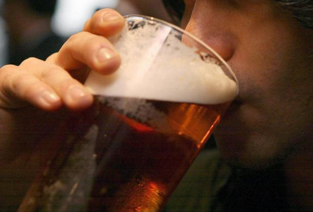 Drinking may be a major financial burden in York