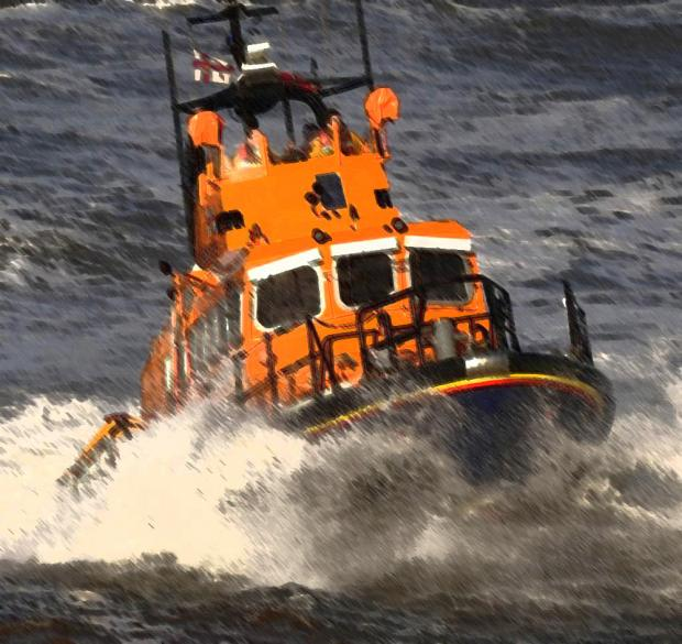 A yachtsman feared missing at sea has been found