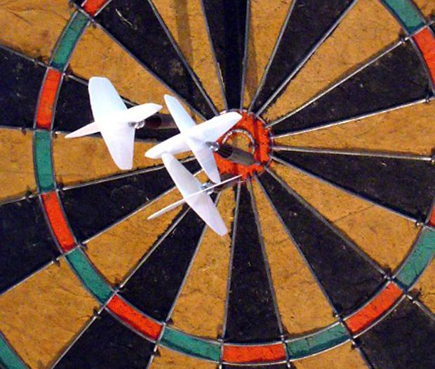 Darts: Tramways power on to beat City Supporters