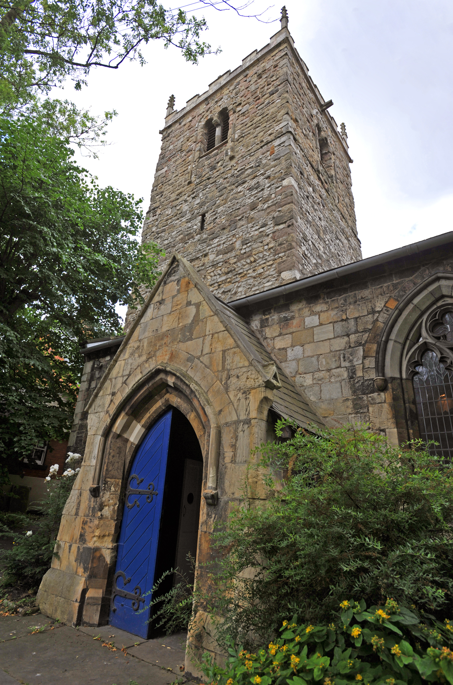 St Mary's Church in Bishophill hides a wealth of secrets