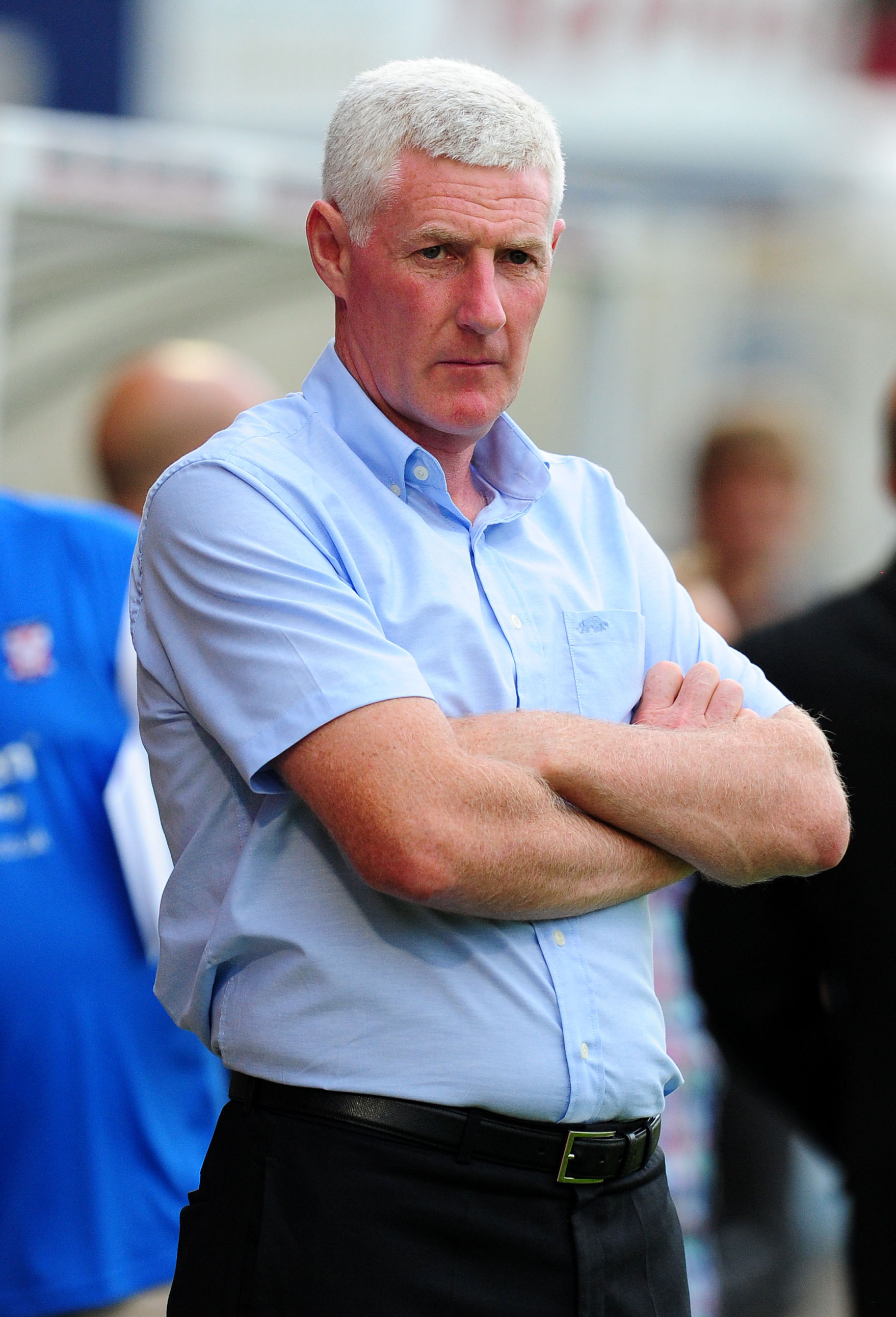 York City boss Nigel Worthington