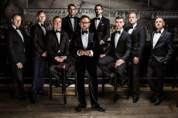 Only Men Aloud, announce We Need A Little Christmas UK Tour