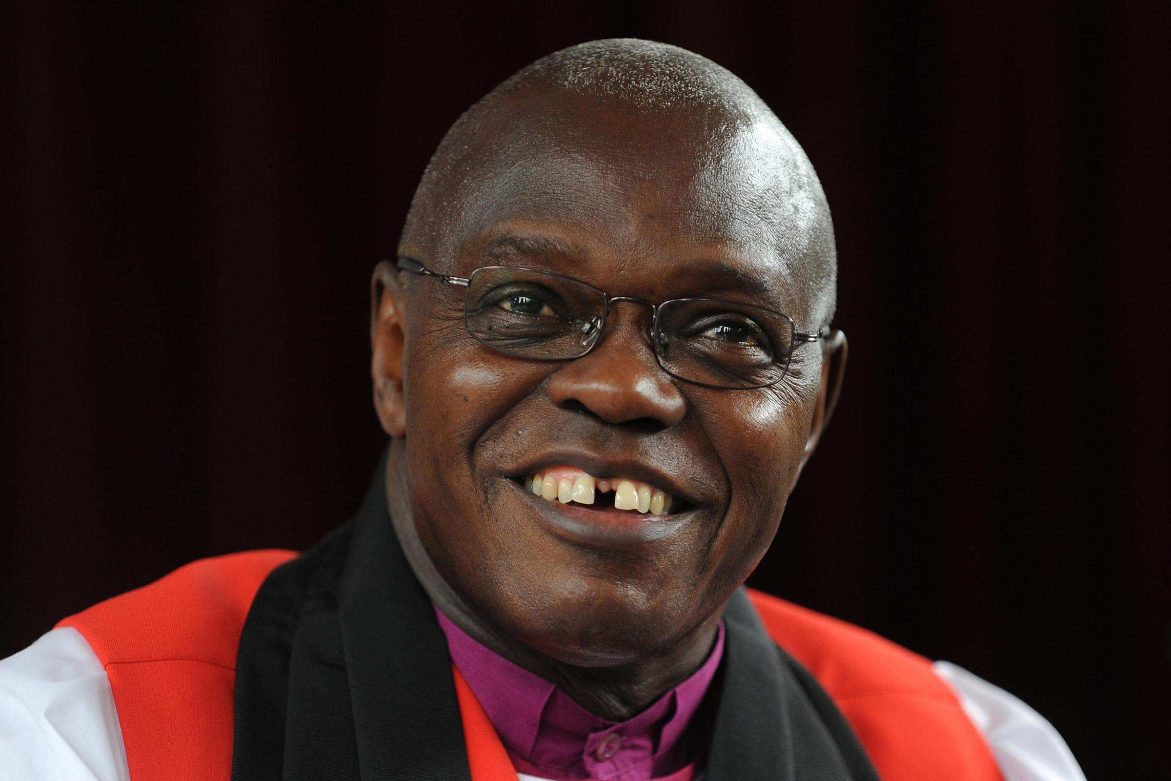 Archbishop of York in appeal for 'safe zone' over conflict
