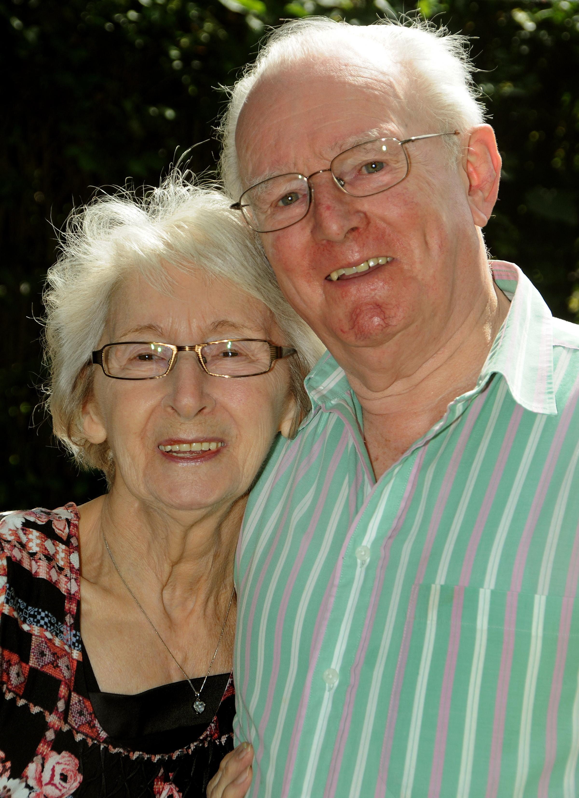 New Earswick couple celebrate their diamond wedding anniversary