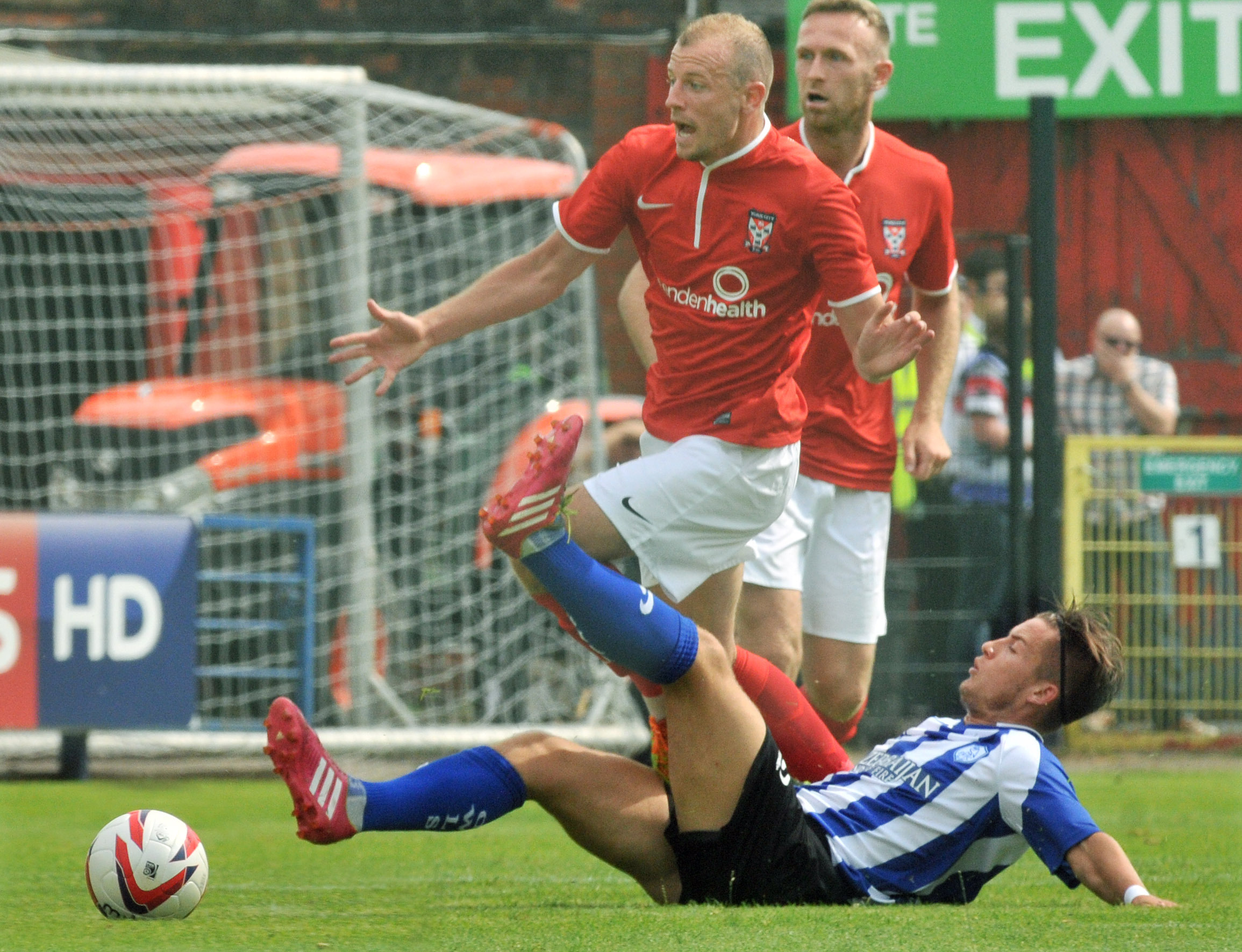York City's Keith Lowe optimistic for future