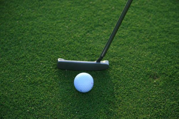 Golf: It's aces high for Parry at Rudding Park