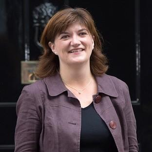 New Education Secretary Nicky Morgan said working together with teachers, he