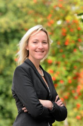 Katie Stewart, head of economic development at the council, who has also been appointed as interim chief executive of SCY