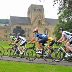 York Press: British Junior Cycle Race at Ampleforth Abbey, on Saturday. Picture David Harrison. (8398979)