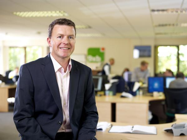 Rob Burns, managing director of 9xb