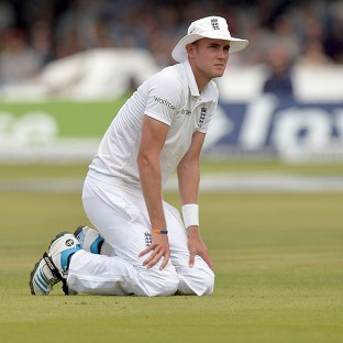 Stuart Broad is one of several players with a point to prove