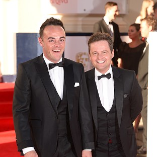 Ant and Dec are taking Saturday Night Takeaway on tour