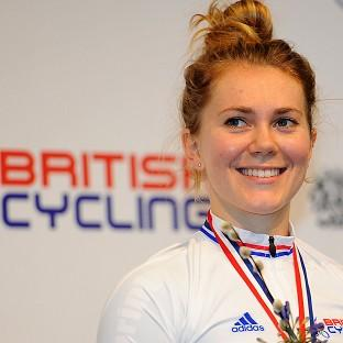 Jessica Varnish believes elite-level cycling in Brita