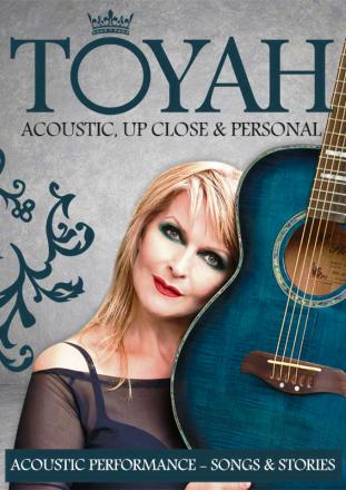 Toyah Willcox: Acoustic, Up Close & Personal, The Duchess, York, July 24