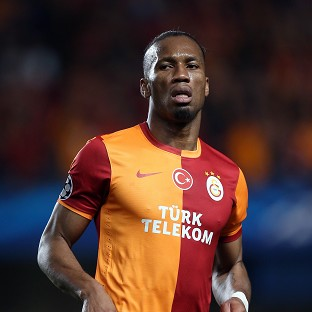 Drogba: I'm here for business