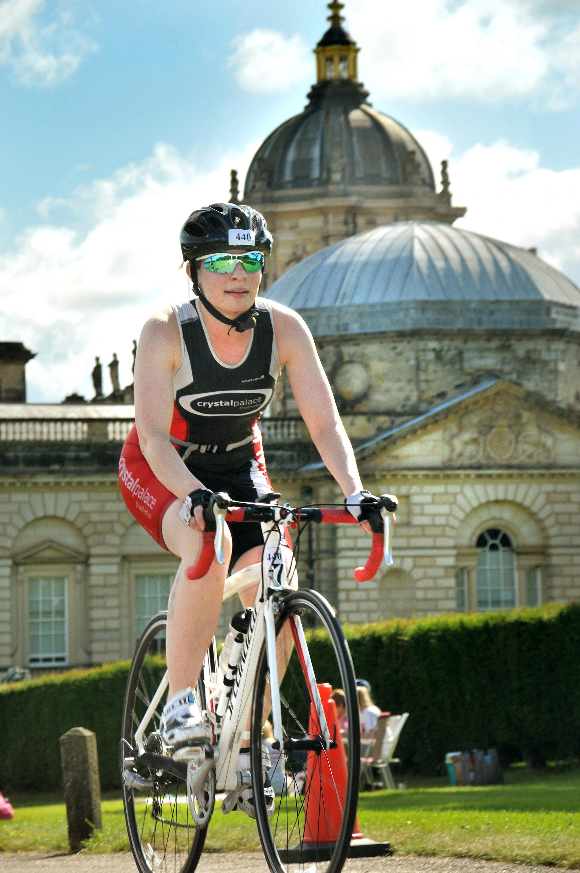 Castle Howard Triathlon attracts 2,000 competitors