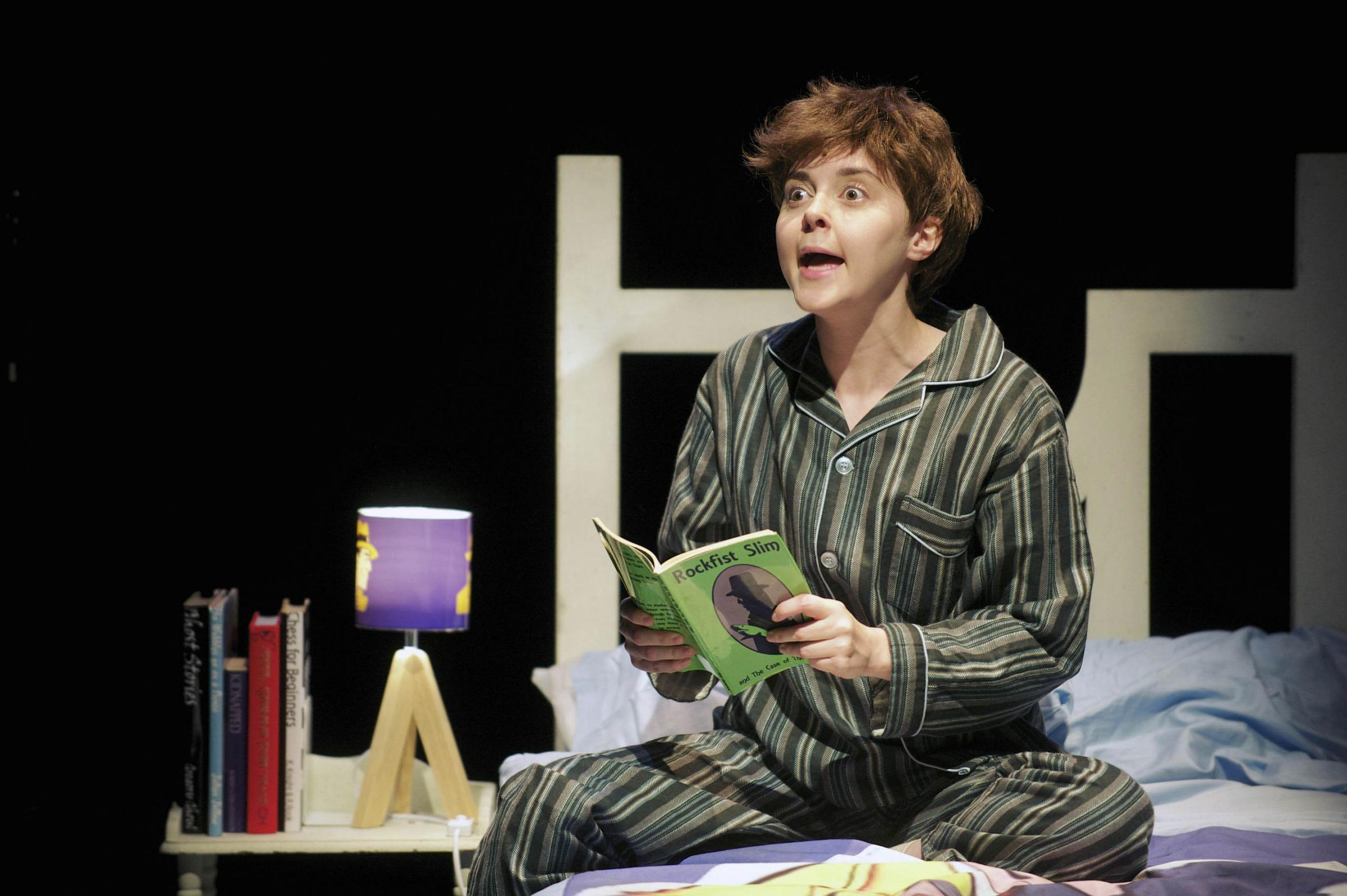 Review: The Boy Who Fell Into A Book, Stephen Joseph Theatre, Scarborough