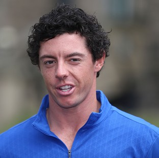 Rory McIlroy is targeting the number one ranking