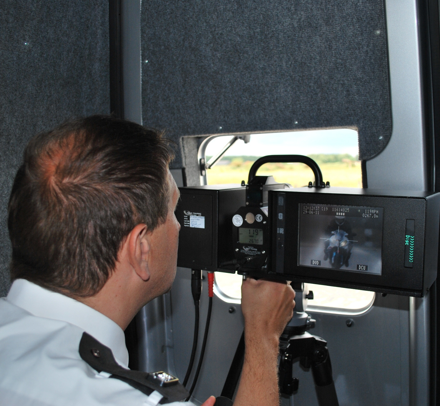 More mobile speed cameras for roads of North Yorkshire