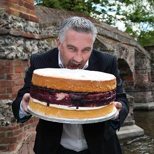 Paul Hollywood is back on The Great British Bake Off, and hoping for something savoury to taste