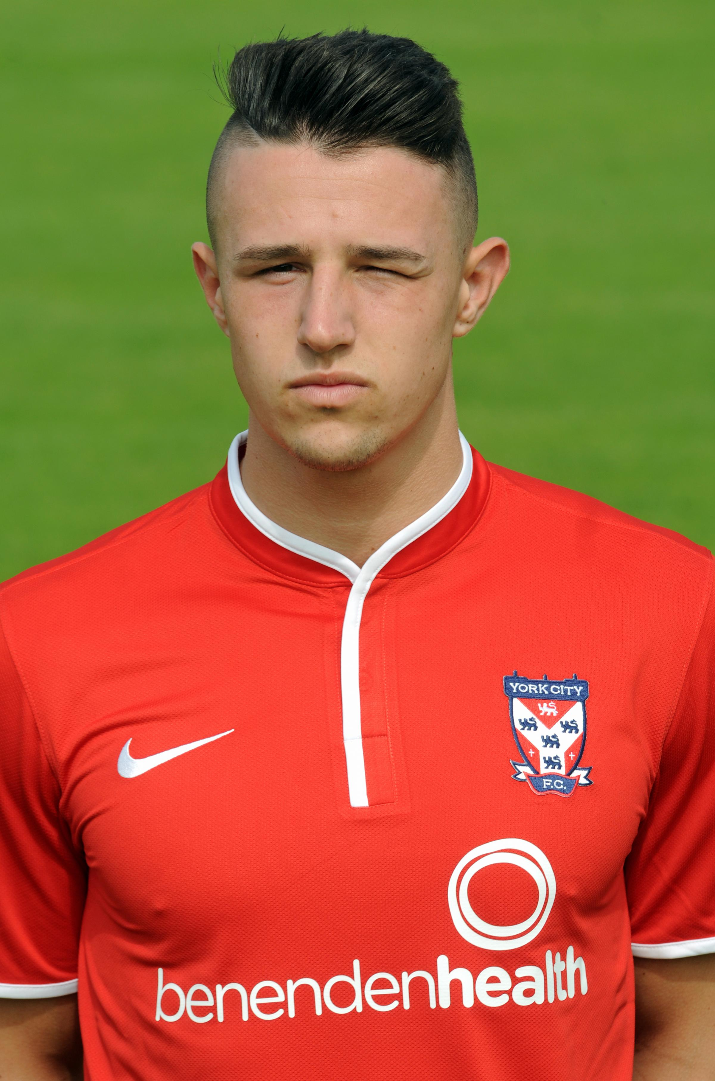 Fletcher battling to prove fitness for York City kick off