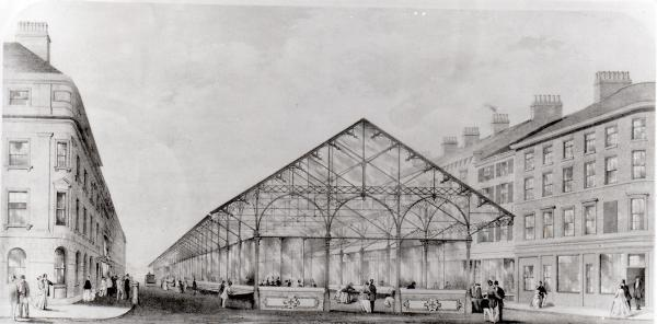 York's glass palace that never was