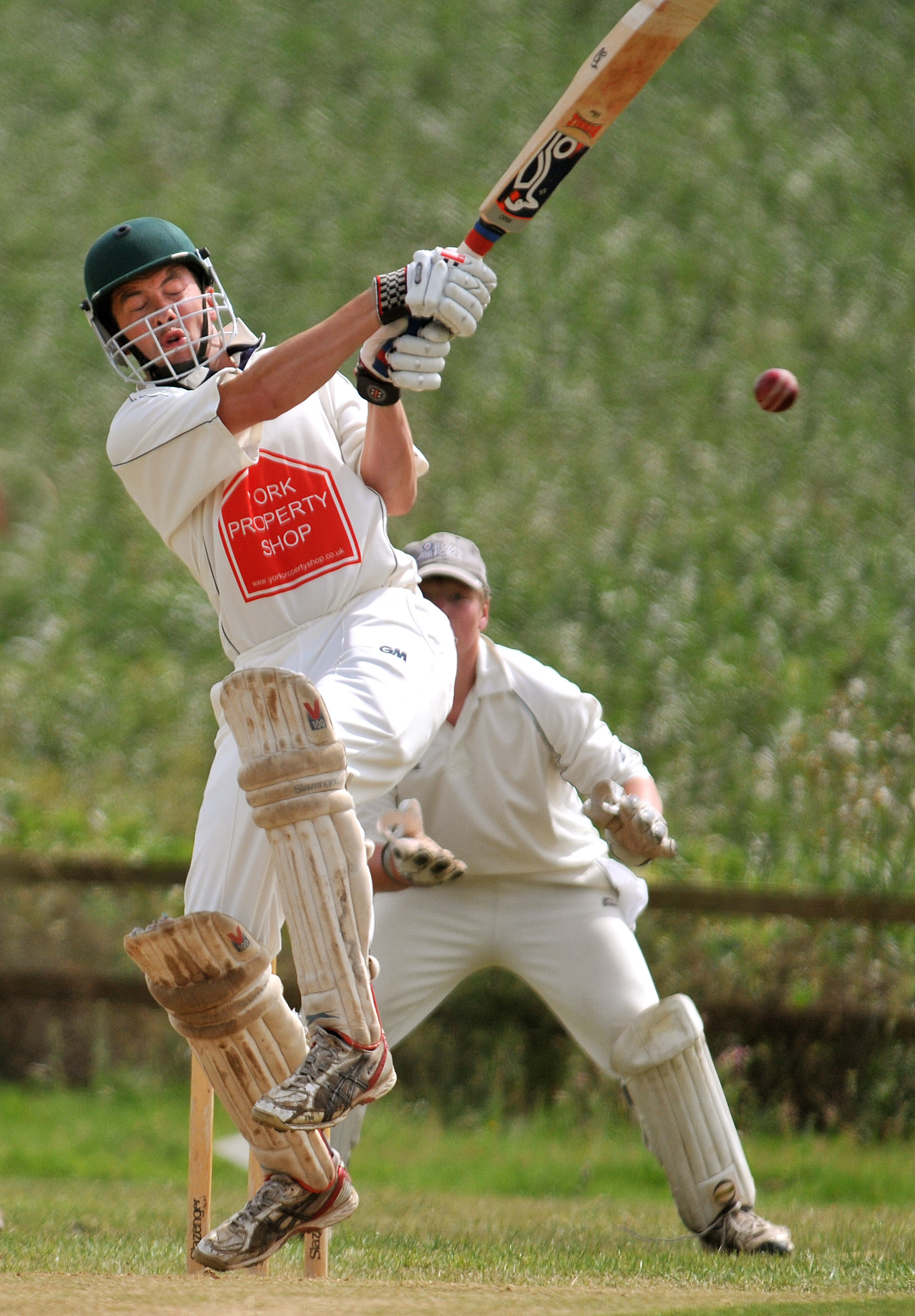 Vale Cricket League: Unbeaten run Ov-er to let in new leaders