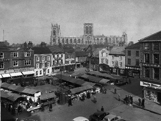 1950s York - another 23 striking pictures