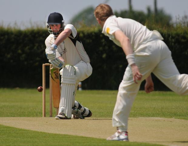 Woodhouse Grange captain Nick Hadfield is aiming to book a return to Lord's in the Davidstow National Village Cup