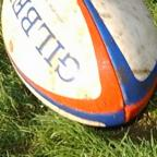 York Press: rugby ball - cxz