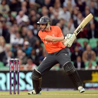 Alex Hales is enjoying an excell