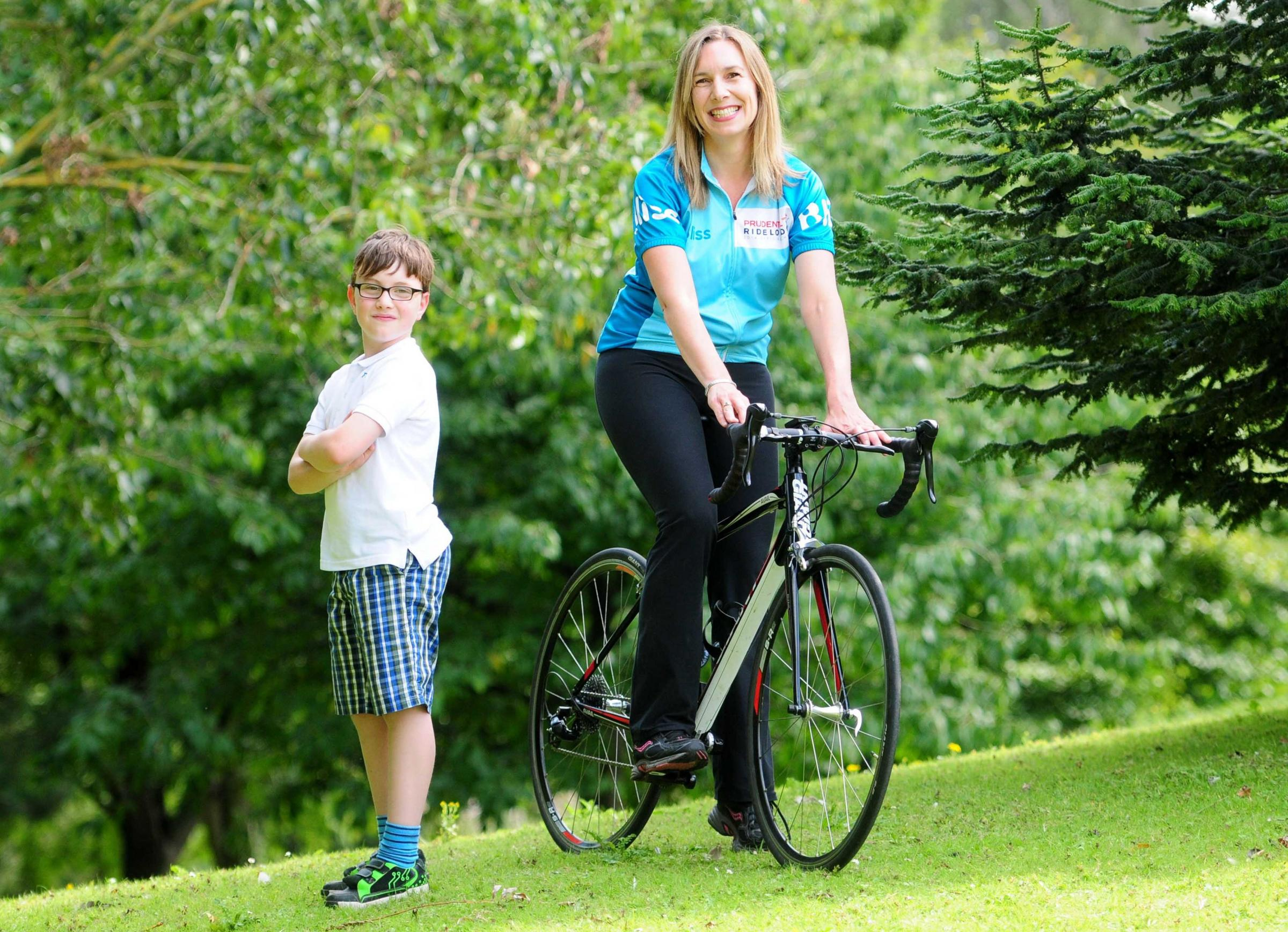 Mum of battling Joseph to cycle 100 miles in aid of special care baby charity