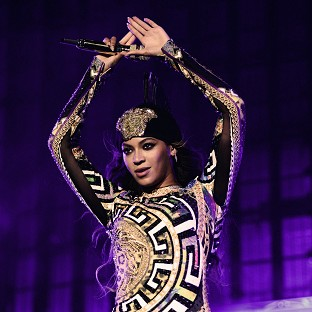 Beyonce and Jay Z closed their On the Run tour at AT&T Park in San Francisco