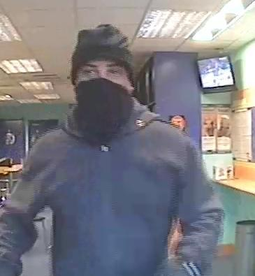 Image of knifepoint robbery suspect released